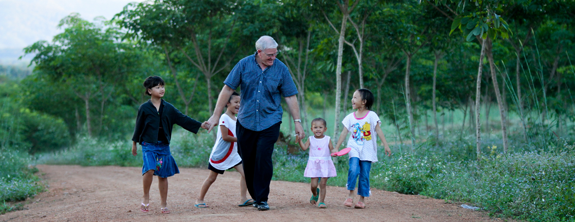 Providing Hope and a Future for Children Facing Trafficking and Persecution