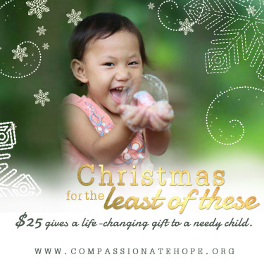 Compassionate Hope Christmas