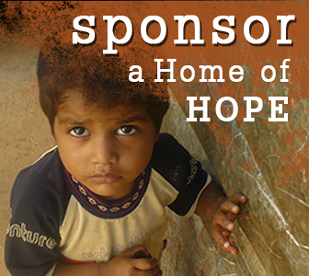 Sponsor a Home of Hope