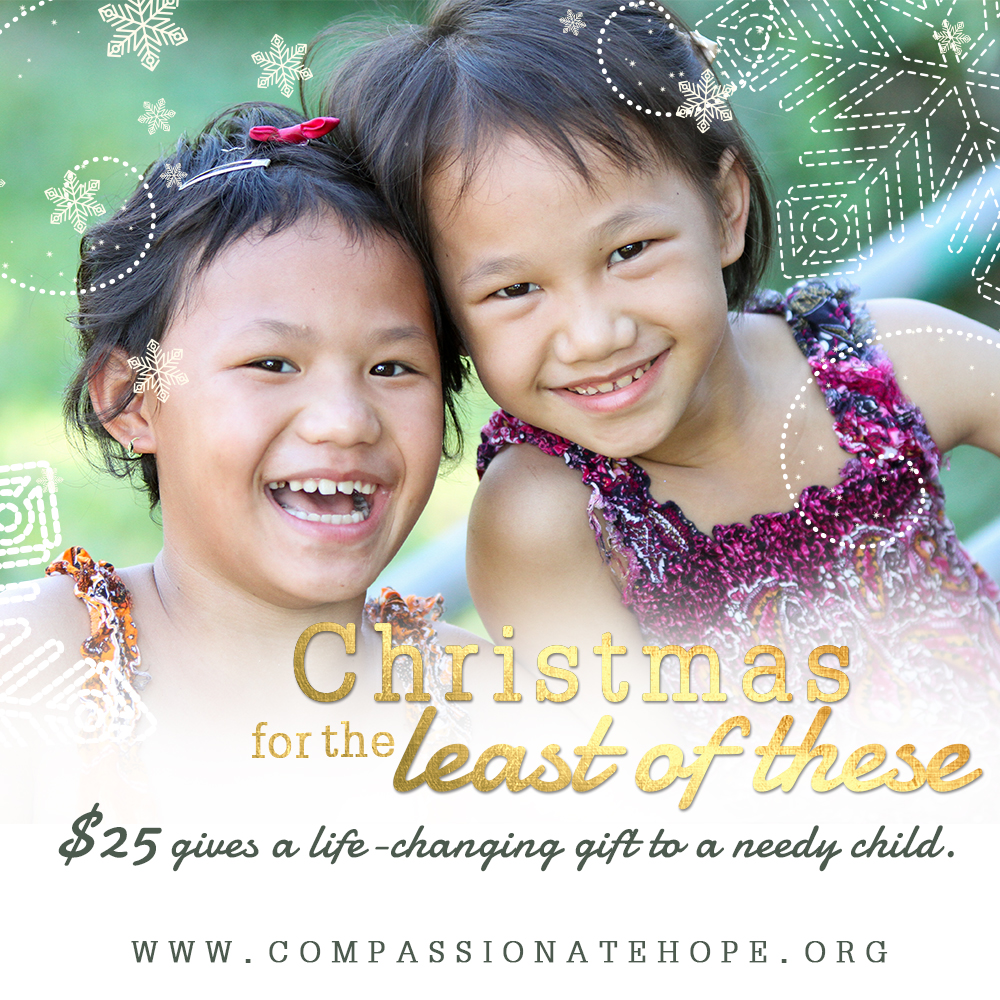 Christmas for the Least of These