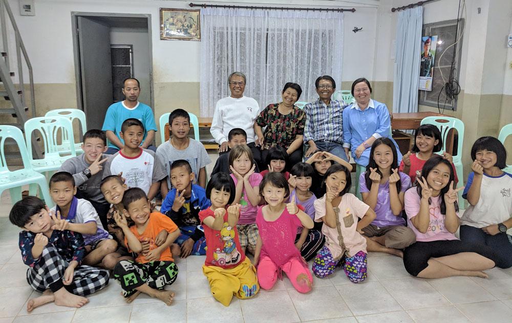 Compassionate Hope Sponsor a Home