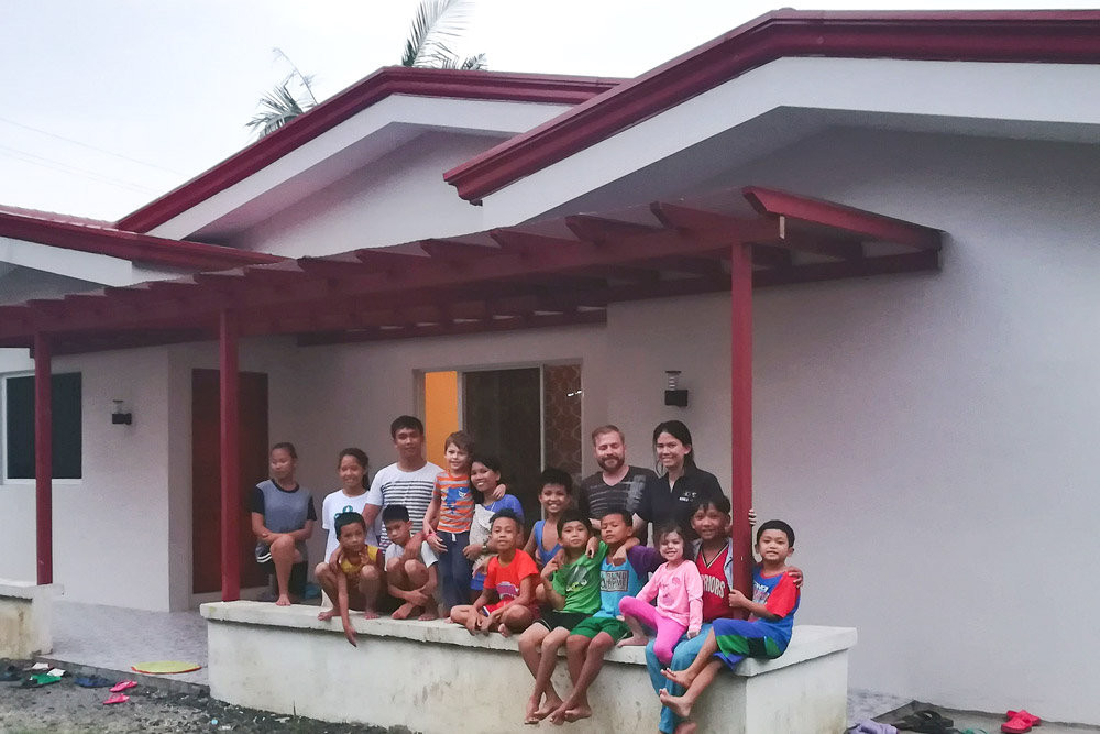 Sponsor a Home of Hope Philippines
