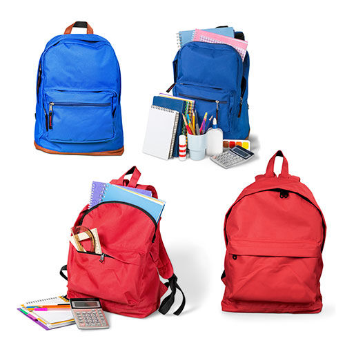 Give a Backpack for a Child in a Home of Hope