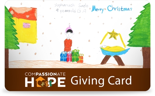 Buy a Giving Card